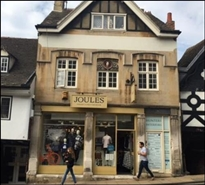738 SF High Street Shop for Rent  |  9A St Marys Hill, Stamford, PE9 2DP