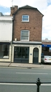 322 SF High Street Shop for Sale  |  17 Barbourne Road, Worcester, WR1 1RS