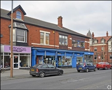 460 SF High Street Shop for Rent  |  149 - 151 St Albans Road, Lytham St Annes, FY8 1UY