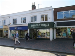 1,286 SF High Street Shop for Sale  |  99A High Street, Sittingbourne, ME10 4AJ