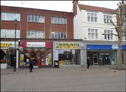 689 SF High Street Shop for Rent  |  52 High Street, Staines, TW18 4DY