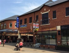 10,208 SF High Street Shop for Rent  |  Unit 1A, The Quadrant, Redditch, B98 8AE
