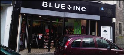 1,669 SF High Street Shop for Rent  |  45 Bank Street, Newquay, TR7 1DJ