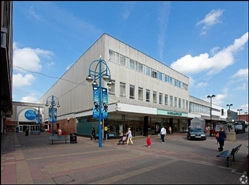 600 SF Shopping Centre Unit for Rent  |  Unit 6, Harvey Centre, Harlow, CM20 1XR