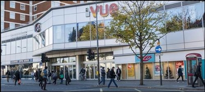 1,608 SF Shopping Centre Unit for Rent  |  Unit 16, West 12 Shopping Centre, London, W12 8PP