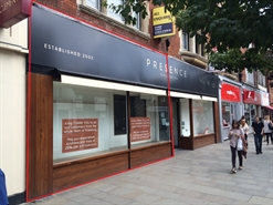 1,406 SF High Street Shop for Rent  |  21 The Parade, Watford, WD17 1LQ