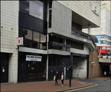 556 SF Shopping Centre Unit for Rent  |  51 Dale End, Birmingham, B4 7LS