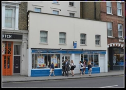1,389 SF High Street Shop for Rent  |  227 Kings Road, London, SW3 5EJ