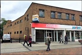 6,296 SF High Street Shop for Sale  |  50 High Street, Hucknall, NG15 7AX