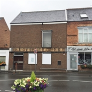 1,050 SF High Street Shop for Rent  |  25a Alcester Road, Studley, B80 7LL