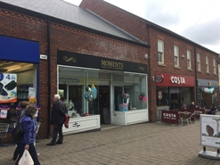 2,091 SF High Street Shop for Rent  |  27 Castle Walk, Newcastle under Lyme, ST5 1RH