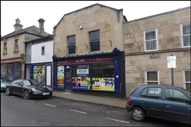 936 SF High Street Shop for Sale  |  3 Rivers Street Place, Bath, BA1 2RS