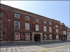 1,227 SF Shopping Centre Unit for Rent | Unit 3, The George Shopping Centre, Grantham, NG31 6LH