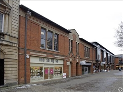 689 SF High Street Shop for Rent | 2 St Benedicts Square, Lincoln, LN5 7AR
