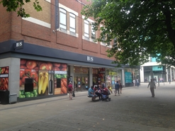 22,225 SF High Street Shop for Rent  |  277-278 Oxford Street, 29-31 Princess Way, Swansea, SA1 5HB