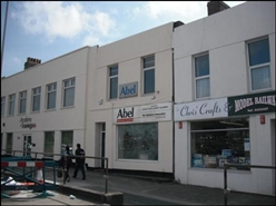 1,241 SF High Street Shop for Sale  |  208 Exeter Street, Plymouth, PL4 0NH
