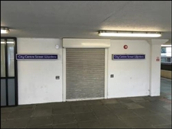 460 SF High Street Shop for Rent  |  Snow Hill Station, Birmingham, B3 2BJ