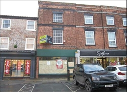 383 SF High Street Shop for Rent  |  45 Market Place, Pocklington, YO42 2AP