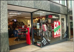 1,200 SF Shopping Centre Unit for Rent  |  Unit 64, Lower Precinct Shopping Centre, Coventry, CV1 1DS