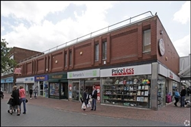 913 SF Shopping Centre Unit for Rent  |  2 Market Way, Bilston, WV14 0DR