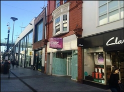 1,206 SF Shopping Centre Unit for Rent  |  47 - 47A George Street, Altrincham, WA14 1RJ