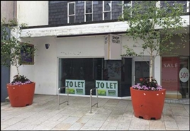 949 SF High Street Shop for Rent  |  Unit 1, St Austell, PL25 5PX
