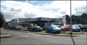 7,668 SF High Street Shop for Sale  |  Tiverton Ford, Tiverton, EX16 4BZ