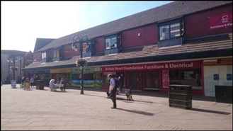 2,739 SF High Street Shop for Rent  |  7 - 9 Rhosddu Road, Wrexham, LL11 1AT