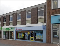 1,961 SF High Street Shop for Rent  |  86 Church Street, Bilston, WV14 0AX
