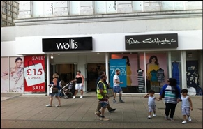 1,800 SF Shopping Centre Unit for Rent | 159 - 161 Commercial Road, Portsmouth, PO1 1BU