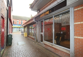 242 SF High Street Shop for Rent  |  Kiosk G, Brook Street, Widnes, WA8 6NB