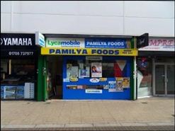 620 SF High Street Shop for Rent | North House, Romford, RM1 4DD
