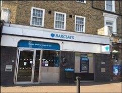 1,066 SF High Street Shop for Rent  |  14 Bexley High Street, Bexley, DA5 1AD