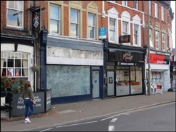 324 SF High Street Shop for Rent  |  239 High Street, Beckenham, BR3 1BN
