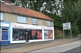 511 SF High Street Shop for Rent  |  17 Bournemouth Road, Eastleigh, SO53 3DA