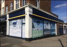 1,389 SF High Street Shop for Rent  |  1 Chatsworth Parade, Orpington, BR5 1DF