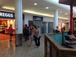 817 SF Shopping Centre Unit for Rent  |  35 Hill Street Shopping Centre, Middlesbrough, TS1 1SU