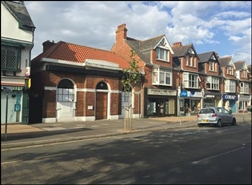 1,820 SF High Street Shop for Rent  |  36 Cheriton High Street, Folkestone, CT19 4ET