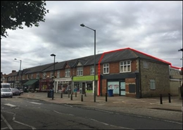 2,215 SF High Street Shop for Sale | 360 Nacton Road, Ipswich, IP3 9NA
