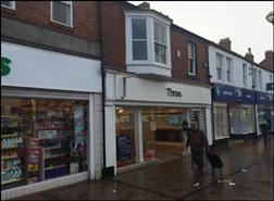 1,659 SF High Street Shop for Rent  |  26 Station Road, Ashington, NE63 9UJ
