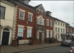 3,741 SF High Street Shop for Sale  |  8 Broad Street, Newent, GL18 1AH