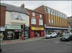 1,023 SF High Street Shop for Rent  |  7 Promenade, Bridlington, YO15 2PY