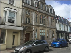 1,372 SF High Street Shop for Rent  |  260 - 262 Union Street, Torquay, TQ2 5QU