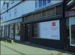 869 SF High Street Shop for Rent  |  226 Nantwich Road, Crewe, CW2 6BP