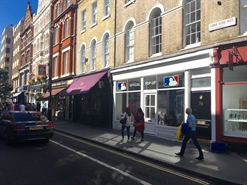 343 SF High Street Shop for Rent  |  78B Long Acre, Covent Garden, WC2E 9NG