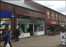 2,091 SF Shopping Centre Unit for Rent  |  Castle Walk Shopping Parade, Newcastle Under Lyme, ST5 1AN