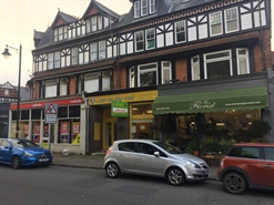 677 SF High Street Shop for Rent  |  12A Royal Buildings, Penarth, CF64 3ED