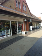 875 SF High Street Shop for Rent  |  Unit 2 Christopher Place, St Albans, AL3 5DQ