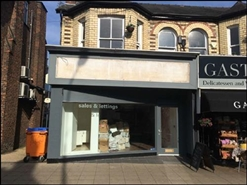 546 SF High Street Shop for Rent  |  189 Ashley Road, Altrincham, WA15 9SQ