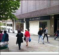 10,977 SF Shopping Centre Unit for Rent  |  3A Darley Street, Kirkgate Shopping Centre, Bradford, BD1 3LF